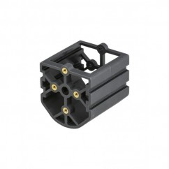 Battery Part E-bike 2020 500W to 625W Battery Spacer Black