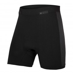 Endura Boxerki Engineered Clickfast: Czarny - XXL