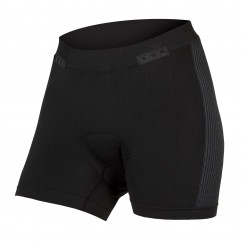 Endura Damskie boxerki Engineered Clickfast: Czarny - S