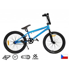 "Rower Galaxy EARLY BIRD 20"" BMX BLUE 2019 + przegłąd i transport GRATIS"