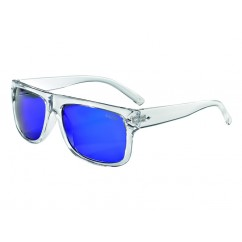 Okulary LAZER WAYMAKER 1 Crystal Clear (Smoke-Blue REVO)