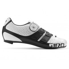 Buty damskie GIRO FACTRESS TECHLACE white black