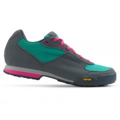 Buty damskie GIRO PETRA VR turquoise bright pink
