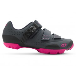 Buty damskie GIRO MANTA R dark shadow bright pink