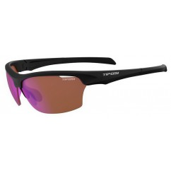 Okulary TIFOSI INTENSE matte black (1 szkło 41,4% AC Red) (NEW)