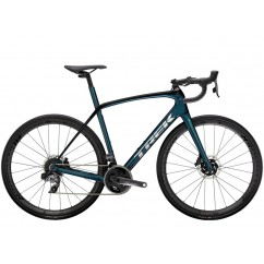 Rower Trek Domane SL 7 2021 eTap 50 Dark Aquatic/Trek Black