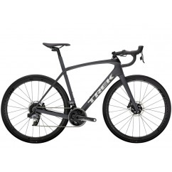 Rower Trek Domane SL 7 2021 eTap 50 Matte Charcoal/Trek Black