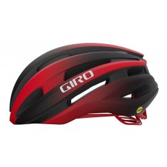 Kask szosowy GIRO SYNTHE INTEGRATED MIPS II matte black bright red