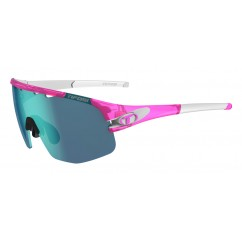 Okulary TIFOSI SLEDGE LITE CLARION crystal pink (3szkła Clarion Blue, AC Red, Clear) (NEW)