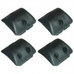 Frame Part Trek Head Tube Square Plug 4 Pack