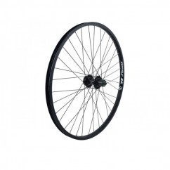 Wheel Rear DC27/AT550 36H 6-Bolt Disc 7 Spd Freehub Black