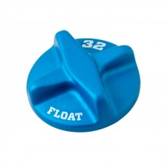 Suspension Part Fox Fork Hardware Air Cap 32mm Blue