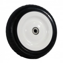 Wheel Rear 4in. Trikester With Tire White