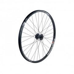 Wheel Front Bontrager Cousin Earl 26 Disc 15mm Axle Black