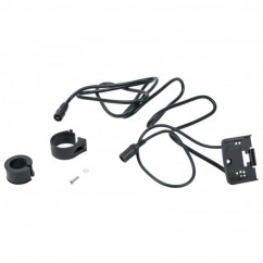 E-Bike Part RIDE+ G2 Docking 130/38cm Cables Left Mount Kit