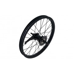 Wheel Rear Trek Jet 16 Black