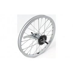 Wheel Rear Trek Mystic 16 Silver