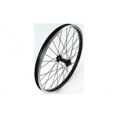 Wheel Front 20in FM21/J20C Rim Brake 32h QR Black/Black