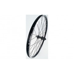 Wheel Rear 24in RM35/J20C Disc Brake 32h QR 8sp Black/Black