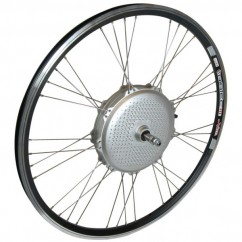 Wheel Rear RIDE+ 559 36H Airline3 V-Brake Black/Silver