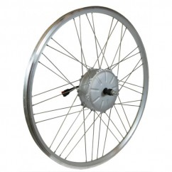 Wheel Front RIDE+ Motor 700c Airtec3 V-Brake Silver