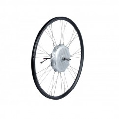 Wheel Rear RIDE+ 700C 36H Airtec3 Roller Brake BK/SL/SL