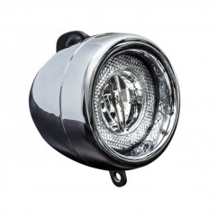 Light Spanninga Retro LED Chrome