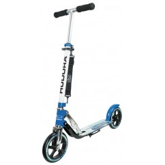 "City Scooter Big Wheel Hudora Alu 8"" 205 petrol 205mm"