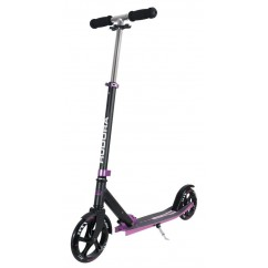 City Scooter Big Wheel Bold Hudora 8 205 purple 205mm