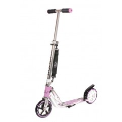 City skuter Big Wheel Hudora Alu 7 180 lila 180mm
