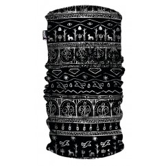apaszka Had Printed Fleece Tube Babylon 491 0416
