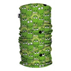 apaszka Had Printed Fleece Kids Kroko HA492 0203