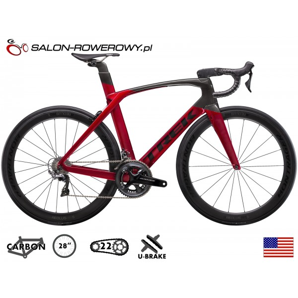Rower TREK Madone SLR 8 54 Rage Red/Trek Black