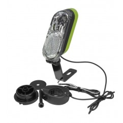 Reflektor E-Bike eHeadlight Trelock zielony+czar,do Bosch Act.+Perf. Haibike