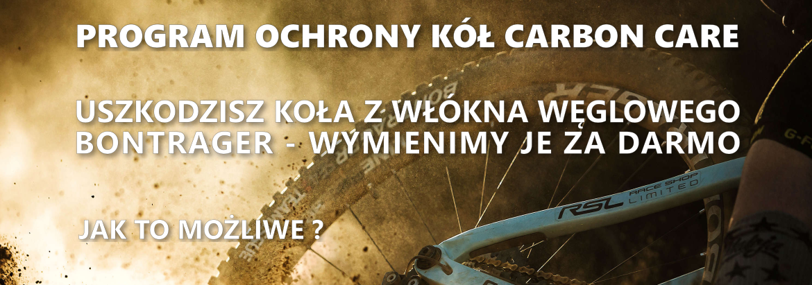 Program ochrony kół Carbon Care